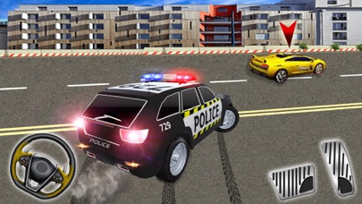 Police Highway Chase Games screenshot 1