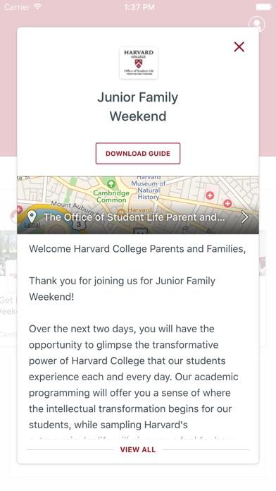 点击获取Harvard College Guides