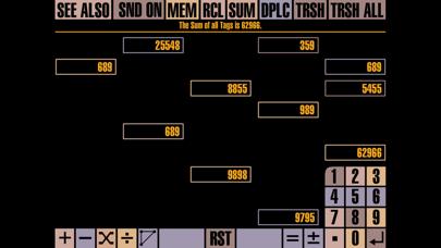 Gesture Calculator Version 2 screenshot one