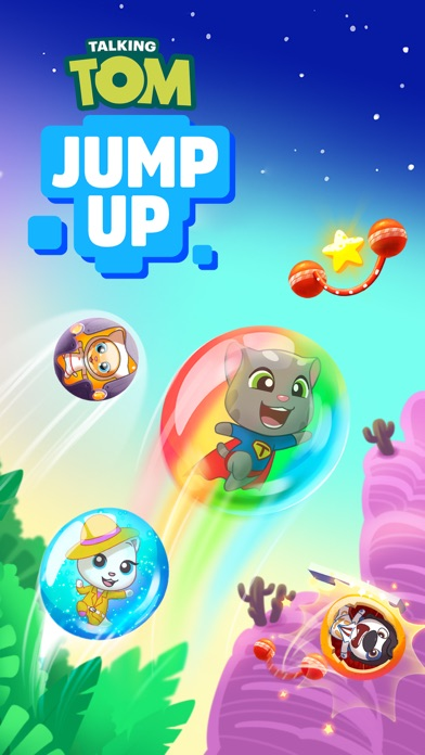 Talking Tom Jump Up screenshot 6