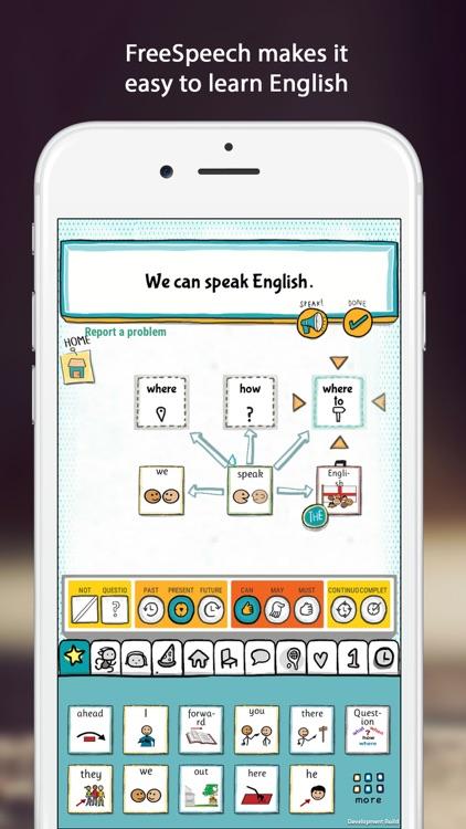Avaz FreeSpeech screenshot-3