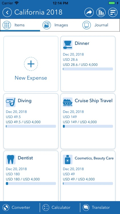 Travel Mate - Travel Expenses