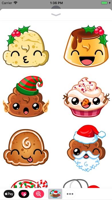 Happy Holiday Stickers screenshot 2