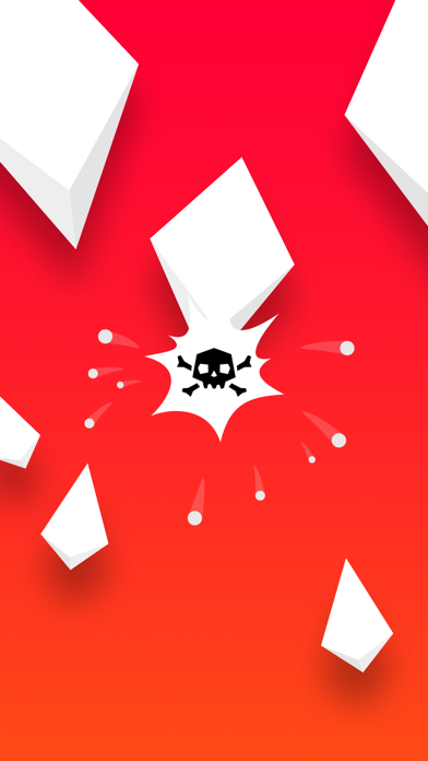 Red Ball Rush – Ballz Flipper screenshot four