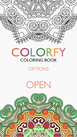 Colorfy Coloring Book Games On The App Store