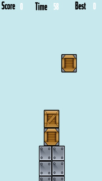 Wood Block Top app image