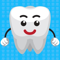 Teeth Cartoon Animated Sticker