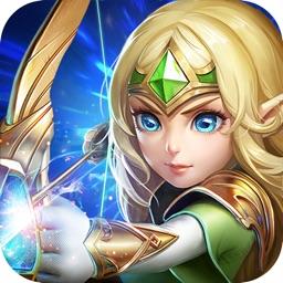 王者之光—二次元动漫角色扮演游戏
