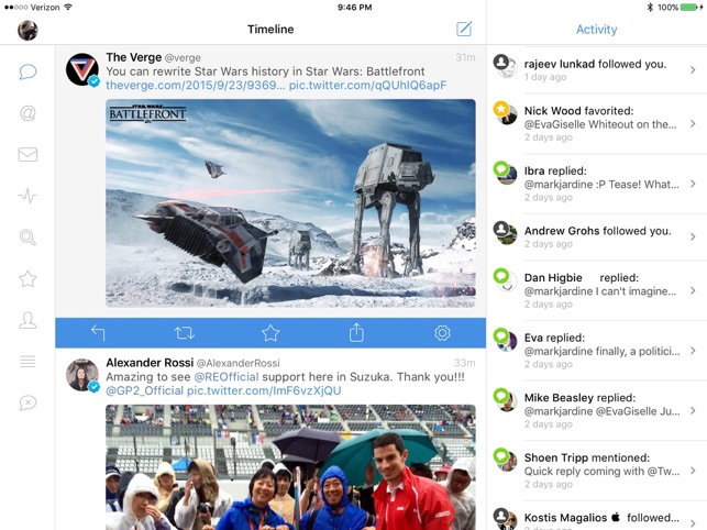 Tweetbot 4 For Twitter On The App Store