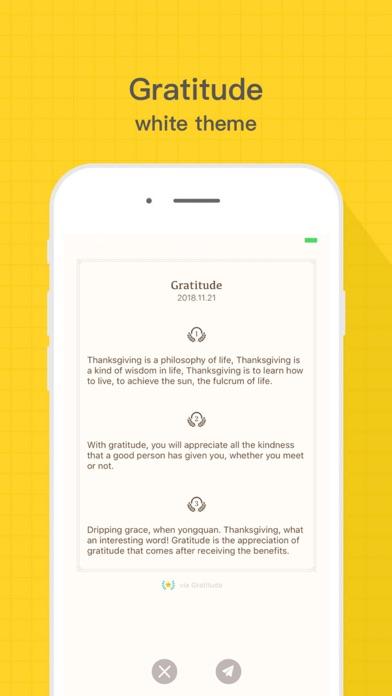 Gratitude - Giving Thanks screenshot four