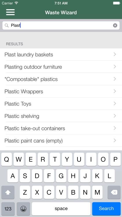 Rockaway Township Recycling screenshot-3