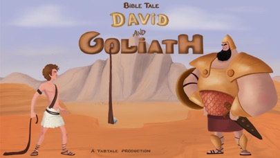 David & Goliath Story screenshot one