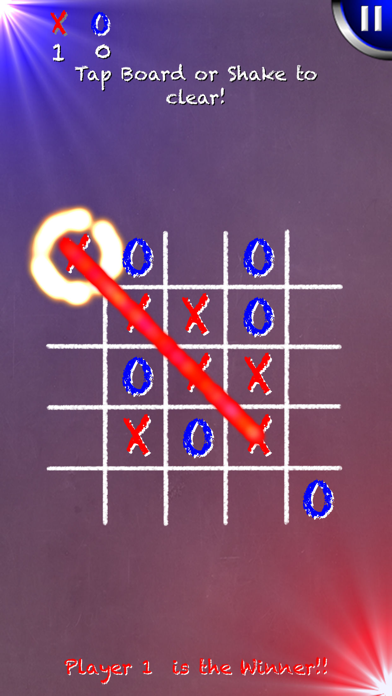 Noughts & Crosses Extreme! screenshot two