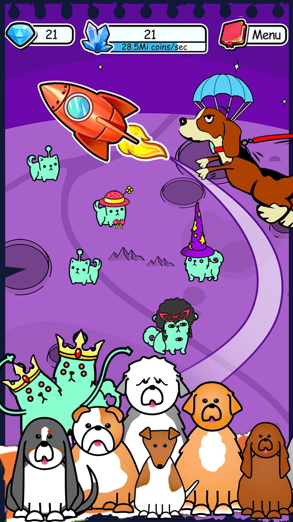 Alien Dog Evolution – Wild Stray Mutant Simulator Cheat Codes