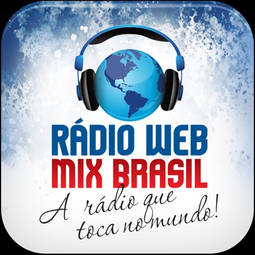 Download Rádio Web Mix Brasil free for iPhone, iPod and iPad