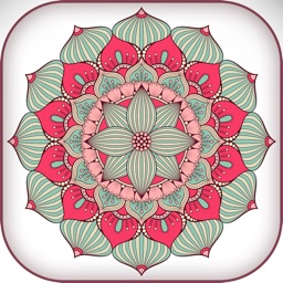 Mandala Coloring Book 4 Adults