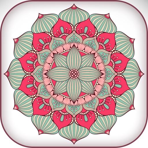 Mandala Coloring Book 4 Adults