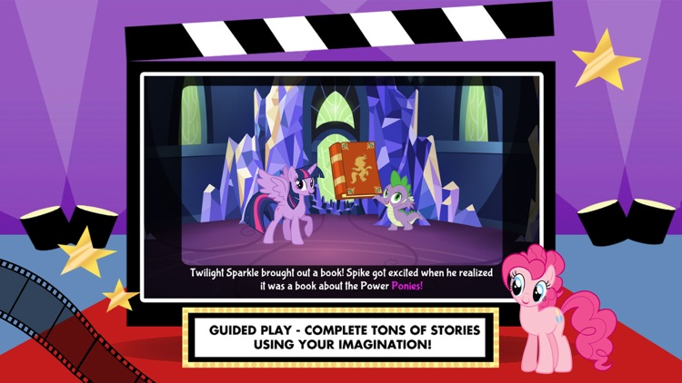 My Little Pony: Story Creator screenshot-4