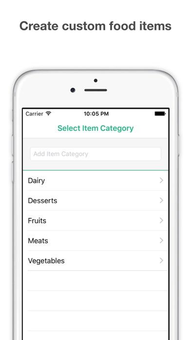 Shopping List : Grocery List Screenshot