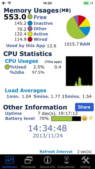 点击获取SysStats Monitor