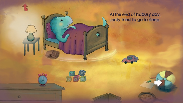Jonty The Dinosaur's Bedtime screenshot-2
