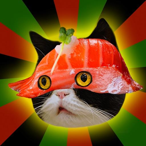 Face in Sushi