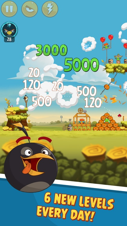 Angry Birds Classic screenshot-4