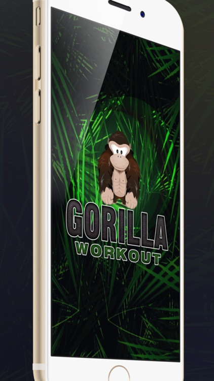 Gorilla Workout: Build Muscle screenshot-4