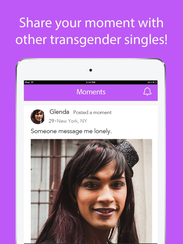Dating apps transgenders