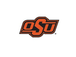 Animate your text and photo messages Cowboys style with the Oklahoma State Cowboys Animated+Stickers for iMessage