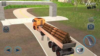重货卡车运输3D App 截图