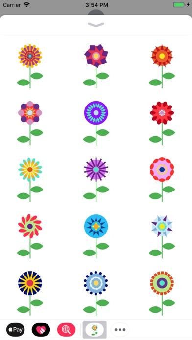 Flower Power - Joyful Flowers screenshot #1