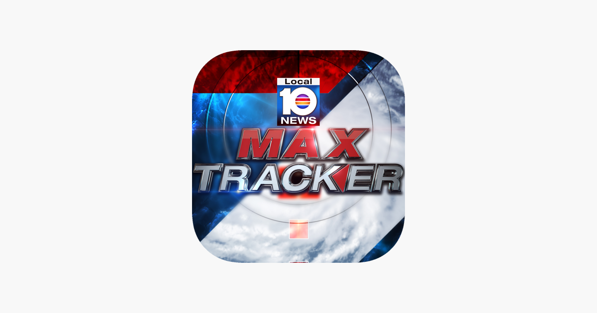 Max Tracker Hurricane Wplg On The App Store