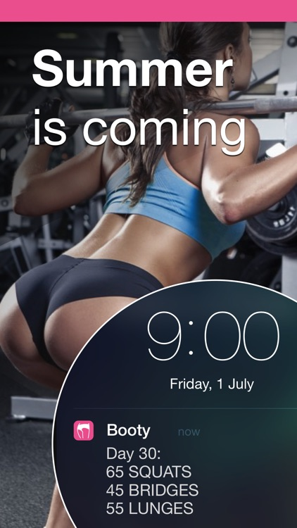 Pump up you Booty in 30 Days!