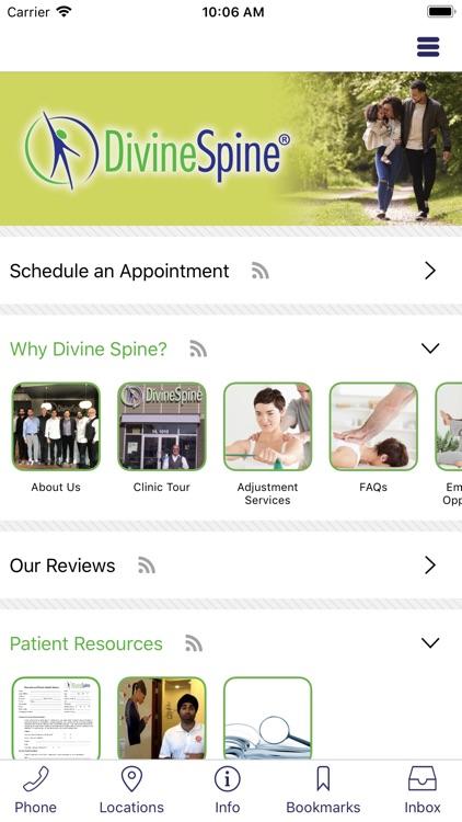 Divine Spine