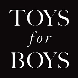 TOYS for BOYS Magazine