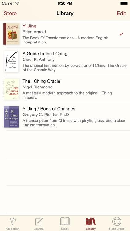 Yi Jing screenshot-4