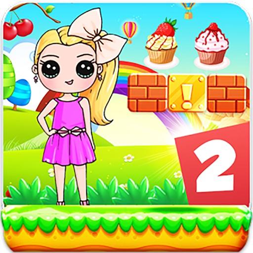 candy jojo run For Siwa Jojoo iOS App