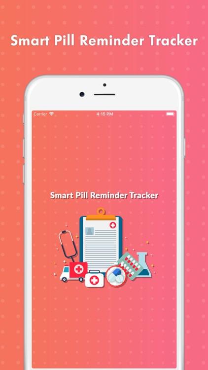Smart Pill Reminder Tracker screenshot-6