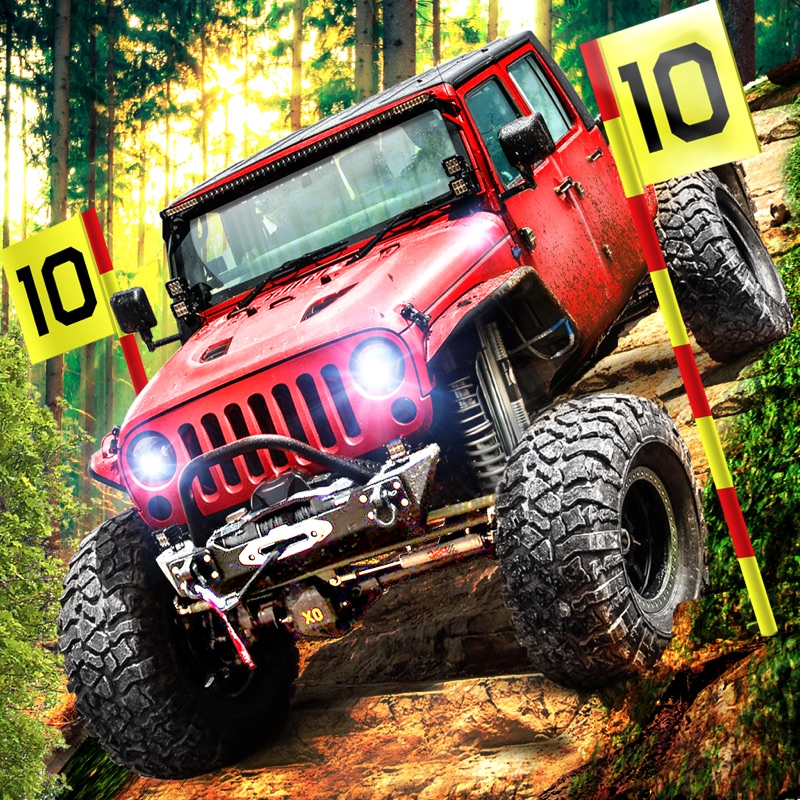 4x4 Dirt Track Forest Driving Hack Tool