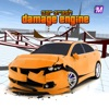 Damage Engine Car Crash Racing - iPhoneアプリ