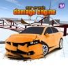 Damage Engine Car Crash Racing - iPhoneアプリ
