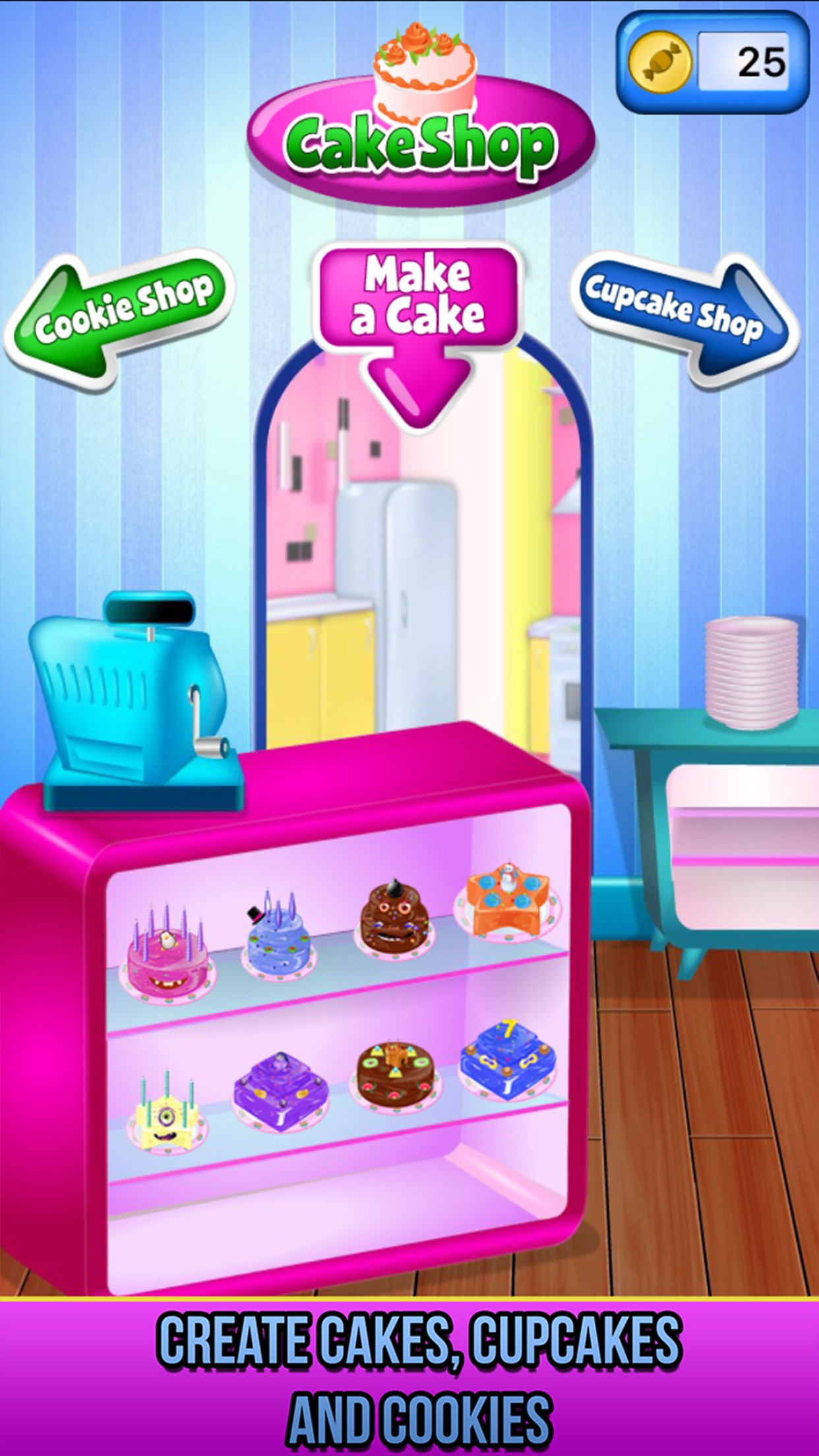 Bakery Food Maker Screenshot