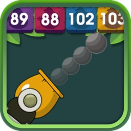 Ball Brick Breaker : Cannon