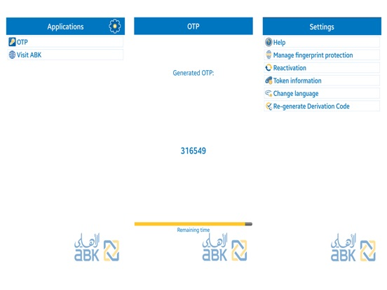 ABK Secure Token-ipad-0