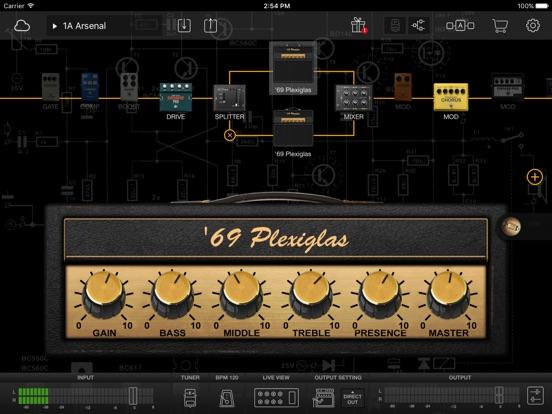 Screenshot #4 pour BIAS FX: Guitar Amp & effects