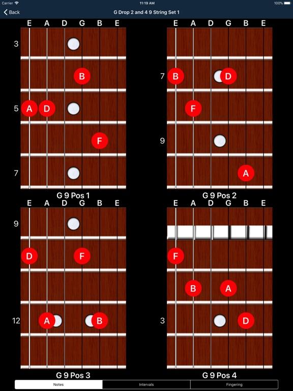 Matt Warnock Guitar 251 Chords App Price Drops