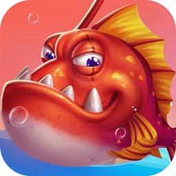 手机捕鱼游戏-欢乐捕鱼电玩城