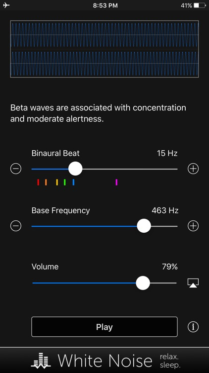 Binaural Beats Generator + screenshot-3