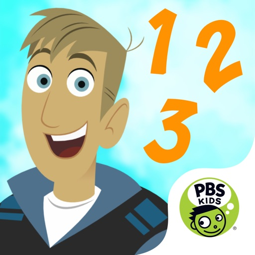 Wild Kratts Creature Math icon